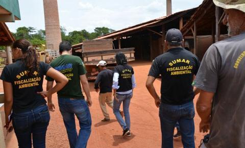 Superintendência de Meio Ambiente e SEMAR realizam vistorias no município de Corrente