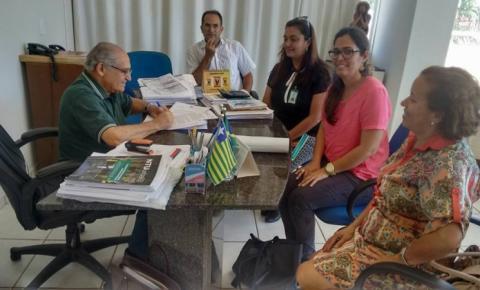Parceria entre a Prefeitura de Corrente e o SENAR/PI garante antendimento a  200 mulheres da Fazenda de Cima