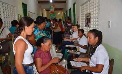 Mais de 200 mulheres realizam exame preventivo de combate ao câncer na Fazenda de Cima