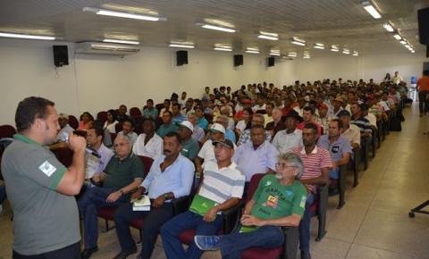 SENAR realiza seminário sobre Projeto ABC Cerrado em Corrente