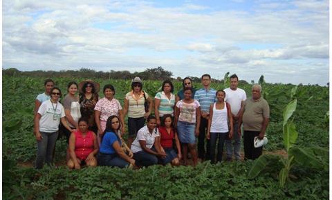 Estudantes do IFPI de Corrente visitam platôs de Guadalupe