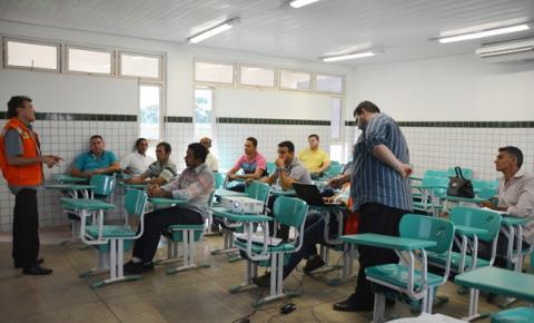 Municípios do extremo sul recebem orientação da Defesa Civil para enfrentamento à seca