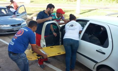 Profissionais do SAMU participam de capacitação em Corrente