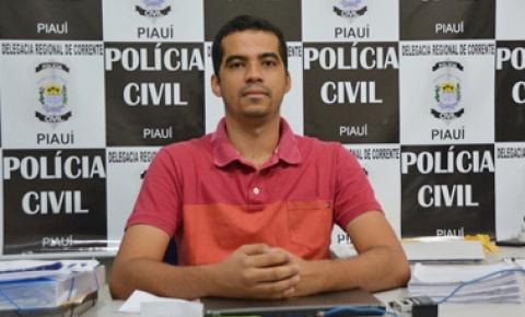 Polícia civil de Corrente cumpre mandado de busca em investigação de abuso de menor