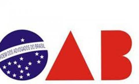 OAB publica nota de repúdio referente matéria publicada em portais e redes sociais