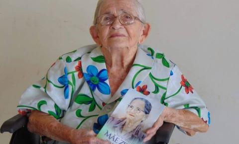 Livro Memórias de mãe Ziza é lançado no Salipi