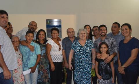 Prefeitura de Corrente inaugura Academia de Saúde João Domingos Louzeiro