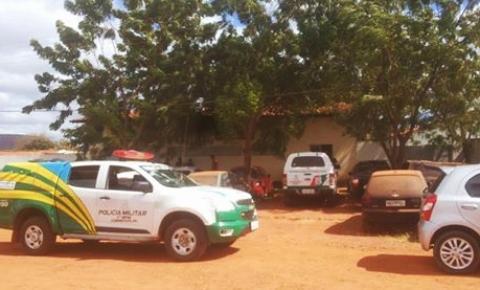 Polícia Militar de Corrente recaptura foragido de Santa Filomena