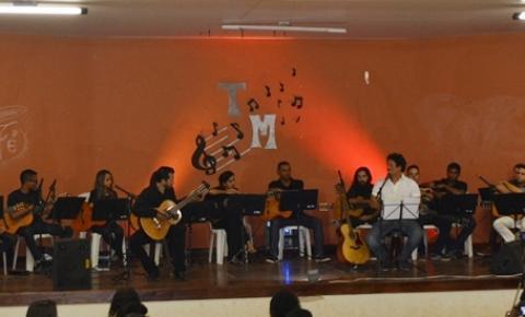Última edição do Terça Maior teve interpretação de Elomar Figueira Melo, música correntina e músicas clássicas mundiais