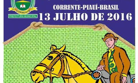 Tradicional cavalgada fará a abertura da 41ª ExpoCorrente