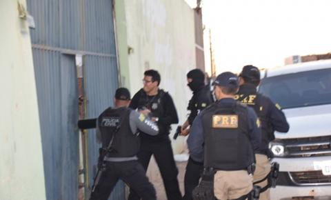 Operação Déspota prende prefeito de Redenção do Gurgueia por esquema milionário de fraude em licitações