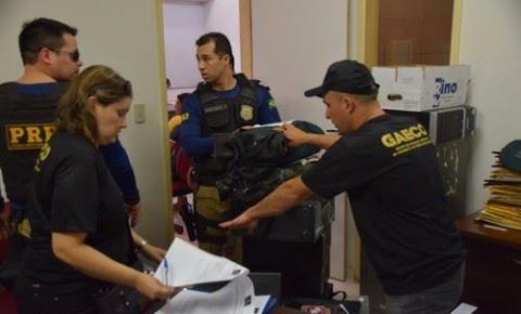 Operação Déspota efetua prisão em Corrente