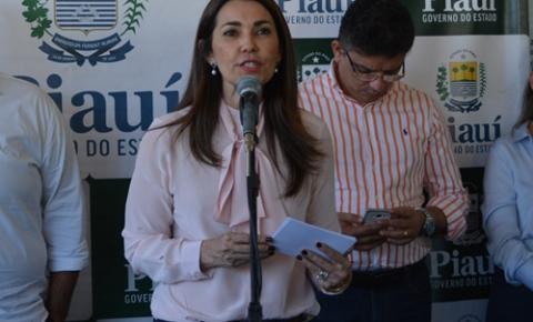Vice-governadora Margarete Coelho visita a 41ª ExpoCorrente