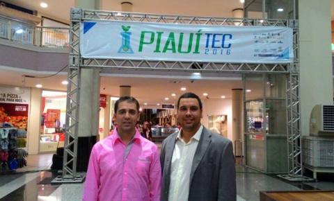 Professores da UESPI de Corrente participaram do PIAUITEC em Teresina
