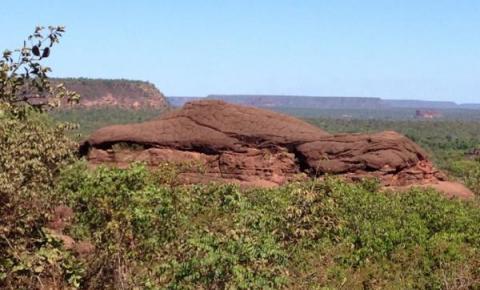 Formações rochosas de Santa Filomena são semelhantes as de Sete Cidades