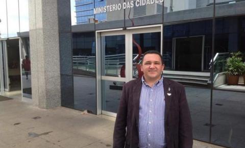 Mantida prisão preventiva de Delano Parente, ex-prefeito de Redenção do Gurguéia