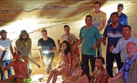 TV alemã libera melhor documentário já feito sobre a Serra da Capivara