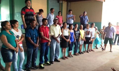 Sindicato dos Trabalhadores Rurais de Santa Filomenta elege nova diretoria