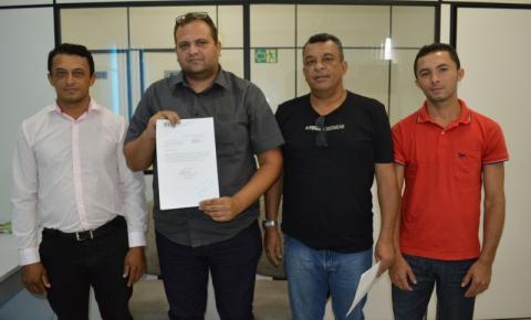 Barreiras do Piauí receberá 8 mil metros de calçamento