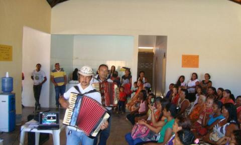 CRAS da Santa Marta, zona rural de Corrente, está fechado desde o início do ano