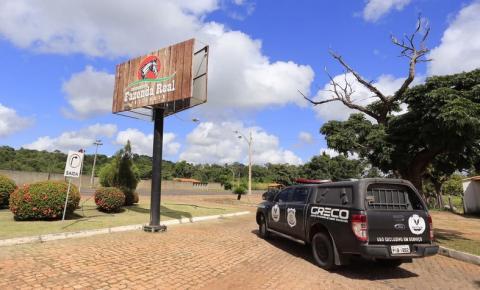 Contador da prefeitura de Corrente e Curimatá é preso pela GRECO por furto de energia