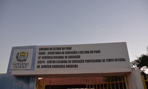 CETI Dionísio Rodrigues realiza Gincana Cultural e Esportiva
