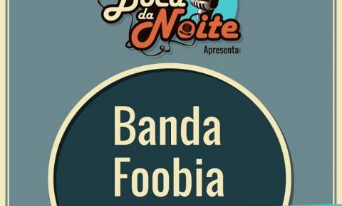 Charles Brau apresenta seu trabalho paralelo, a Banda Foobia, hoje na Praça Elizeu Martins em Corrente