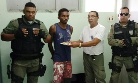 Polícia Militar prende conhecido meliante em Parnaguá