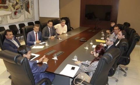 Governo do Estado garante instalação de Companhia de Policiamento em Curimatá