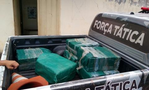 Avião faz pouso forçado em Barreiras do Piauí e polícia apreende grande quantidade de cocaína