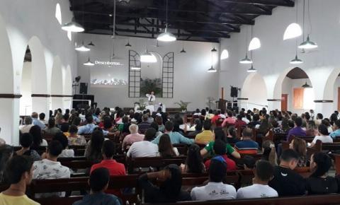 Igreja Batista de Corrente recebeu o pesquisador Adauto Lourenço, que falou sobre a teoria do criacionismo