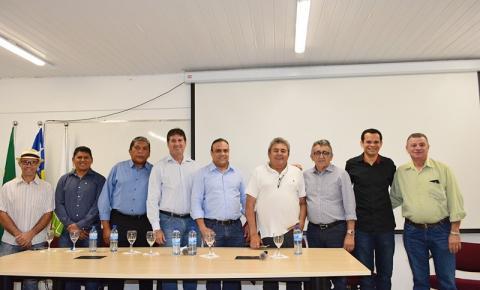 Ziza Carvalho assina Ordem de Serviço para retomada da demarcação do Parque Nacional das Nascentes do Rio Parnaíba