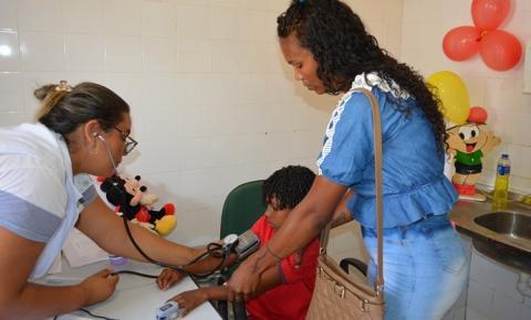 Balanço do mutirão de cirurgias pediátricas aponta 20 cirurgias e 45 atendimentos clínicos no Hospital de Corrente