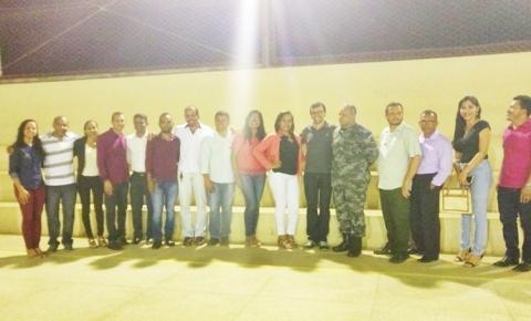 Curimatá aprova estatuto e elege membros do Conselho de Segurança do município
