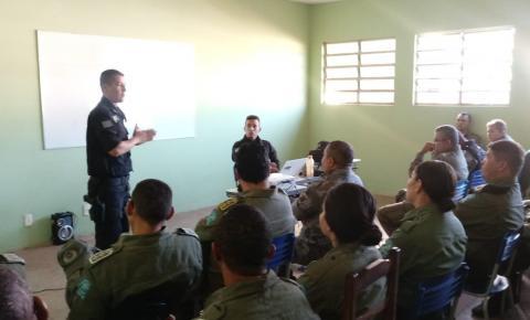 BOPE ministra palestra para policiais militares do 7º BPM