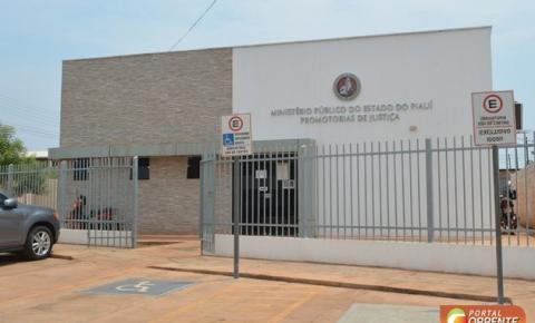 Ministério Público recomenda suspensão de teste seletivo da Prefeitura de Corrente