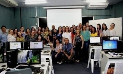 Plataforma Foco pela Aprendizagem é lançada no Piauí