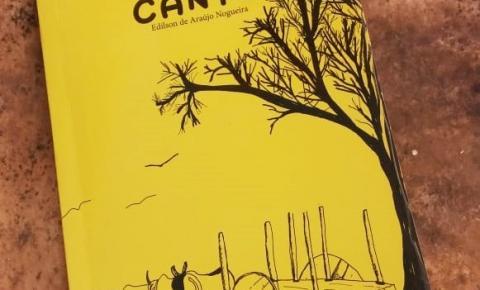 Escritor Edilson de Araújo Nogueira lança livro na próxima sexta-feira em Corrente