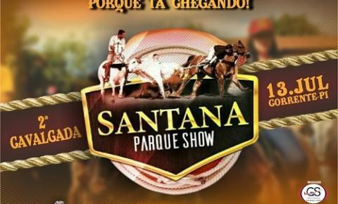Prepare sua montaria porque vem aí a 2ª Cavalgada Santana Parque Show!