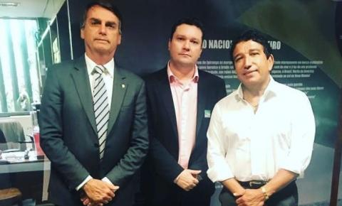 PSL quer trazer Bolsonaro ao Piauí no início de agosto, para convenção
