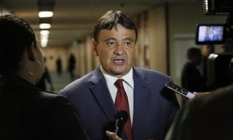 Wellington Dias anuncia que Regina Sousa será vice na chapa