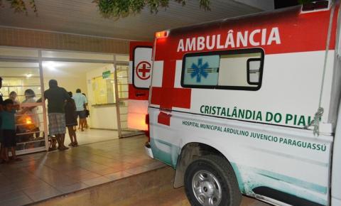 Ônibus com 52 passageiros sofre acidante na BR 135, em Cristalândia, e mais de 40 passageiros ficam feridos