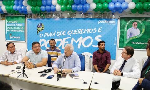 Partidos chegam a consenso e definem chapa de Elmano