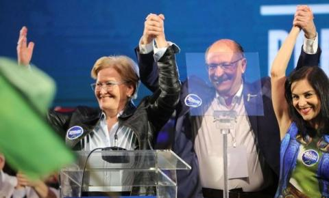 PSDB confirma Alckmin como candidato a presidente da República