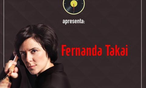 Últimos ingressos para o o show de Fernanda Takai em Corrente!