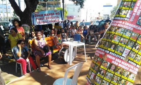 Justiça determina imediato retorno de professores em greve às salas de aula no Piauí