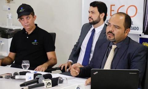 Ex-prefeito e cinco empresários são presos na operação do Gaeco
