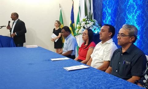 Reitor Nouga Cardoso concede entrevista e fala sobre contratação de professores para Corrente e pauta de reivindicações da ADCESPI