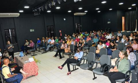 Projeto Lei Maria da Penha nas Escolas: desconstruindo a violência, construindo diálogos chega a Corrente e região