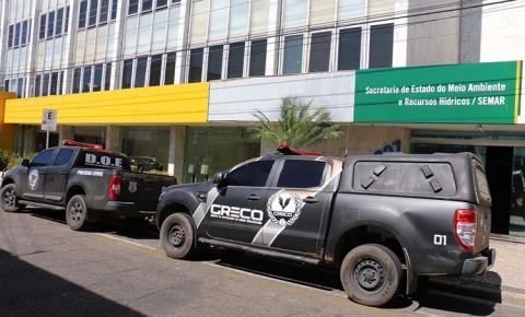 Superintendente da Semar, servidores e empresário são presos pelo Greco